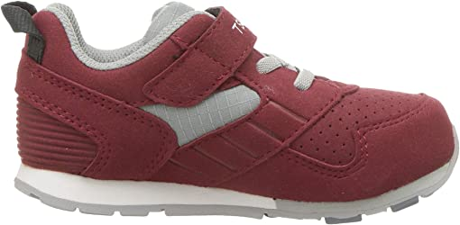 Crimson/Gray