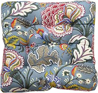 Square Soft Floor Cushions Japanese Style Tatami Pillows(21.6 inches,A4)