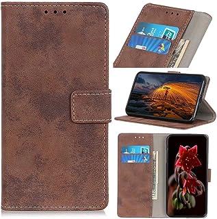 do telefonu Nokia X10/X20, PU skóra portfel etui z ochroną przed uderzeniami [podpórka] [zamknięcie magnetyczne] [2 gniazd...