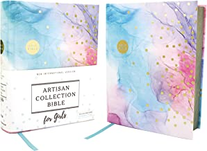 Download NIV, Artisan Collection Bible for Girls, Cloth over Board, Multi-color, Art Gilded Edges, Red Letter, Comfort Print PDF