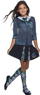 Camicia Occhiali Sciarpa Bacchetta Magica Collana 115-155cm Guanti Cappello O.AMBW Harry Potter Abbigliamento per Adulti e per Bambini Gonna Set di Costumi Calze Cravatta