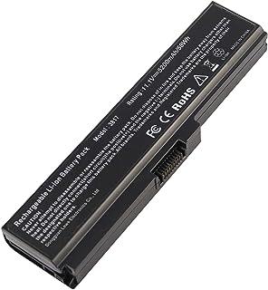 Tree.NB Laptop Battery for Toshiba Satellite C655 A660 L675 L675D L750 L750D L740 L735 L730 L755 L770 P740 P750 P755D P770...