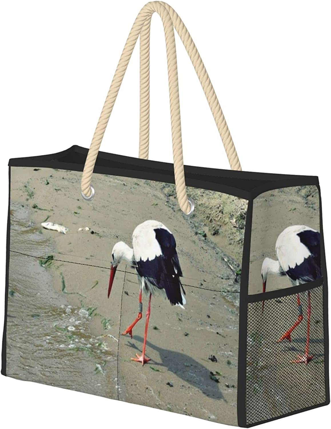 Large Beach Bag Travel for Great interest with - free shipping Pool Women Tote