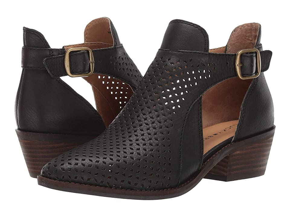 Lucky Brand Fillian (Black) Women