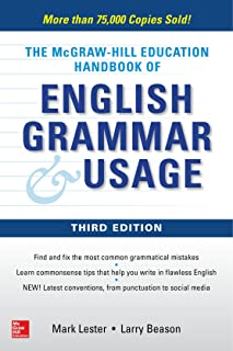 basic grammar usage and style