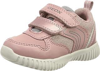 Geox Baby Girl's B Waviness Sneaker