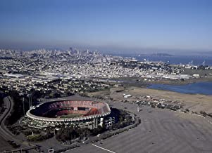 San Francisco, CA Photo - Candlestick Park in the forefront of this aerial taken of San Francisco, CA - Carol Highsmith
