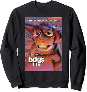 Disney Pixar A Bug's Life Hopper Bugs Kick Grass Poster Sweatshirt