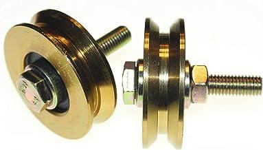 Lasana Smart Machines V58-10, goud, 58 mm diameter-10 mm schacht
