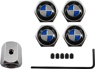 4 Unidades X1 M6 M3 para BMW F30 M5 Hexagonal M wonderday Tap/ón para v/álvula de neum/ático de Coche X3 F10 est/ándar F20 X5
