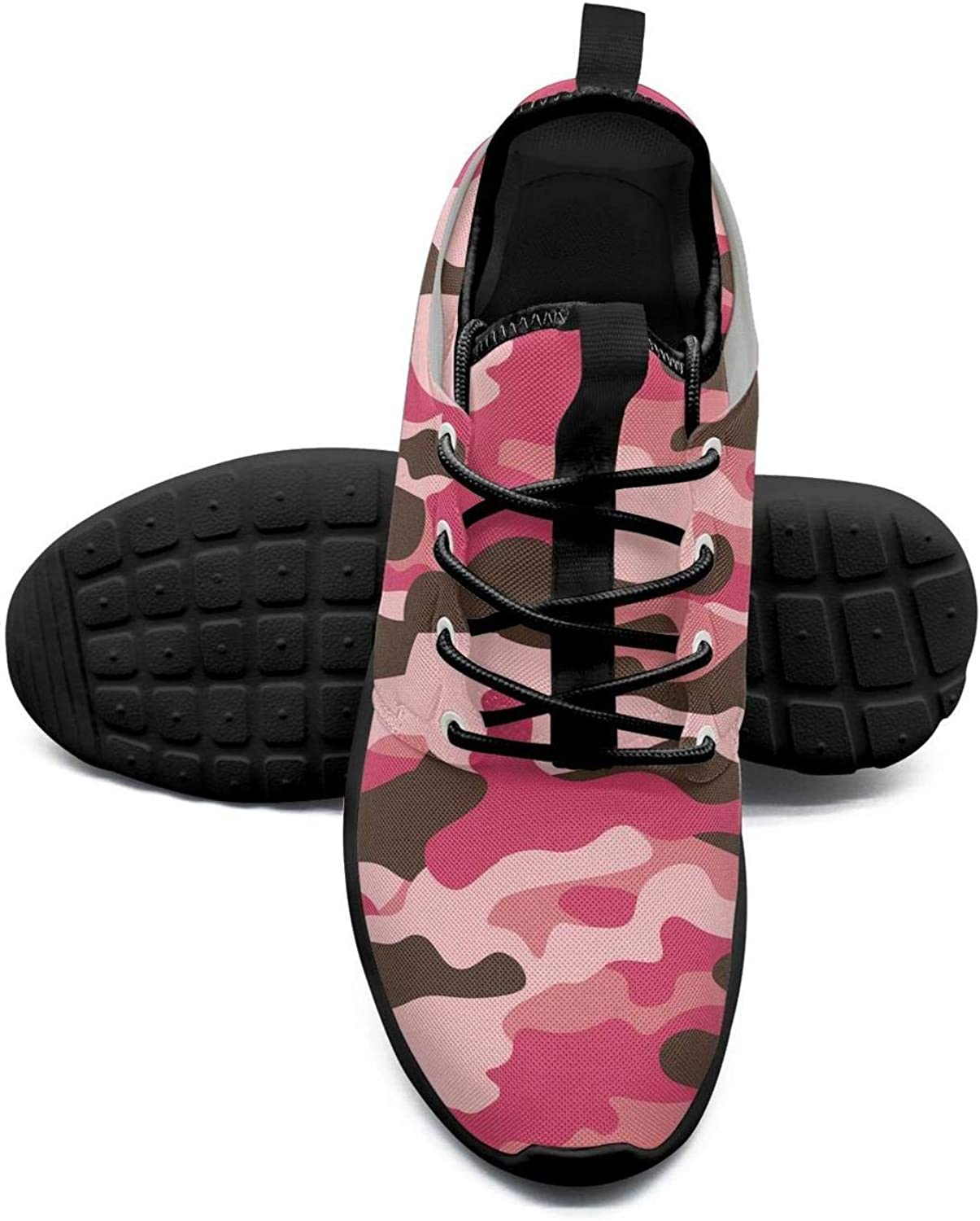 Gjsonmv Night Digital camo mesh Lightweight shoes Women Dad Sports Volleyball Sneakers shoes