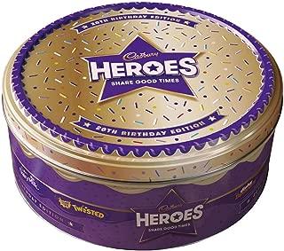 Cadbury Heroes Tin 800g