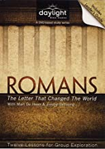 Romans: The Letter That Changed The World - Daylight Bible Studies Leader's Guide