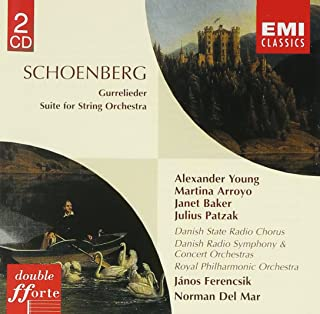 Gurrelieder: Suite for String Orchestra