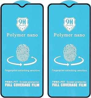 Dragon Polymer Nano Screen Protector for Xiaomi Redmi Note 5, Set of 2, 5.9 inches - Black