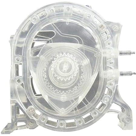 青島文化教材社 スカイネット 1/5 エンジン No.01 ロータリースピリットMSP 組み立て済み完成品