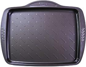 Pyrex Asimetria Non-stick Rectangular Baking Tray, Brown, 35cm x 27cm x 3cm