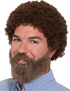 Best curly wig and beard Reviews