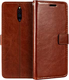 ZTE Nubia Red Magic 5G plånboksfodral, premium PU-läder magnetiskt flip fodral med korthållare och ställ för ZTE Nubia Red...