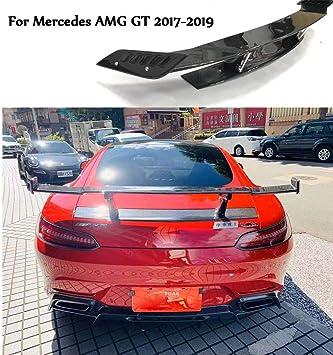 Carbon Heckspoiler Heck Heckflugel Autozubehor Fur Mercedes Benz Amg Gt Amg Gts Amg Gtr 2017 2019 Amazon De Auto Motorrad