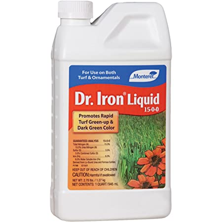 Monterey LG7228 Dr. Iron Liquid, 1 Quart