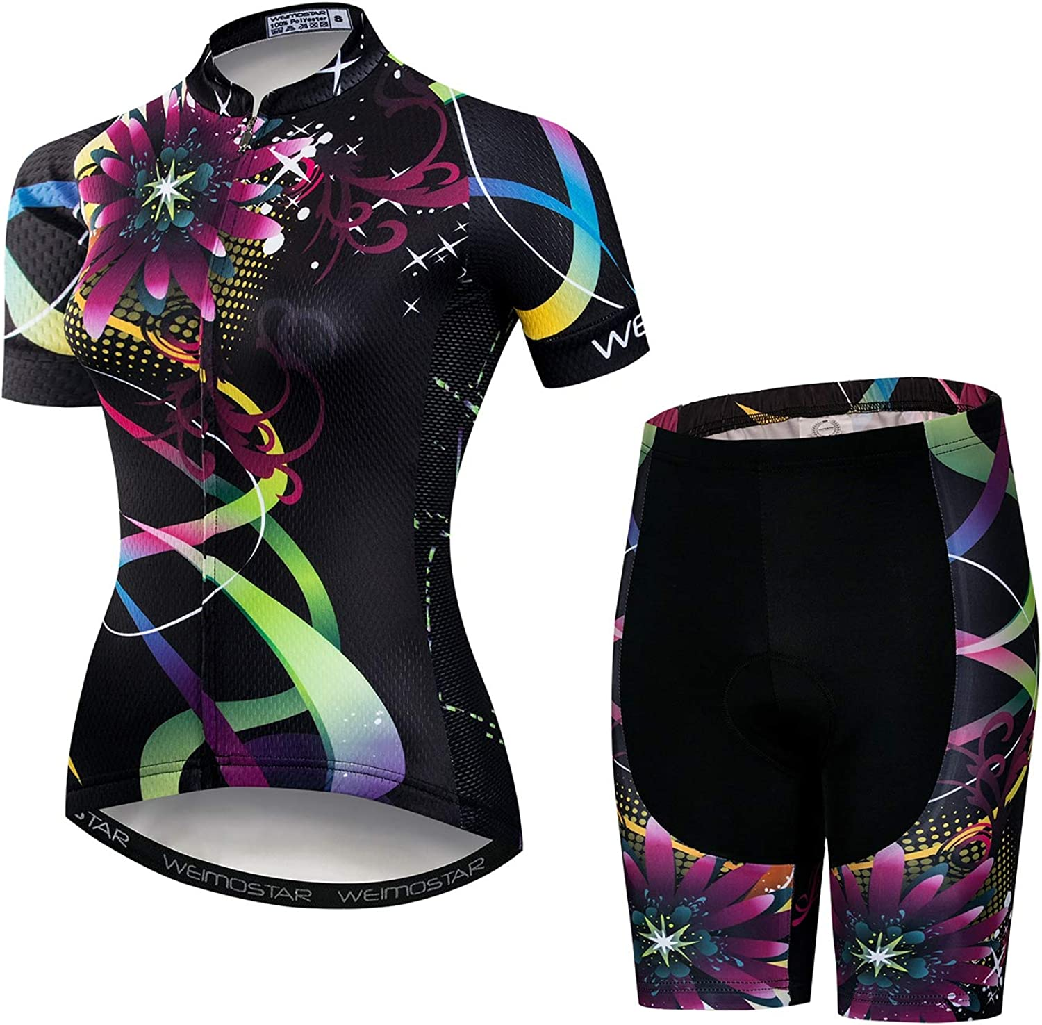 Women Cycling Sales of SALE items from new works Jersey Sets MTB Colorado Springs Mall Bike Jerse Bib Shorts