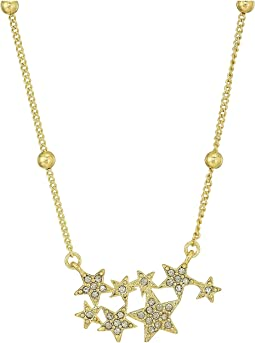 Star Cluster Dainty Necklace