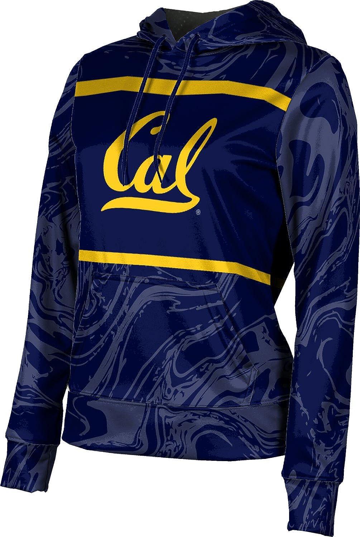 ProSphere UC Berkeley Cal Girls' Pullover Hoodie, School Spirit Sweatshirt (Ripple)