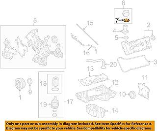 Toyota 90080-43025, Engine Oil Filler Cap Gasket
