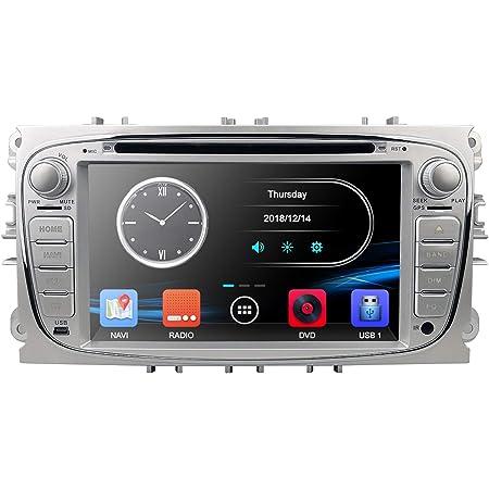 Autoradio Dvd Player Mit Gps Navi Für Ford Focus Mondeo Elektronik