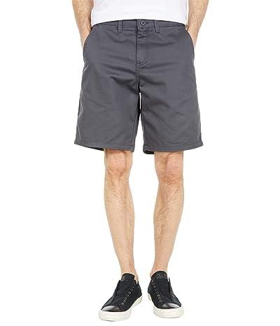 Vans Authentic Stretch Shorts (Asphalt) Men