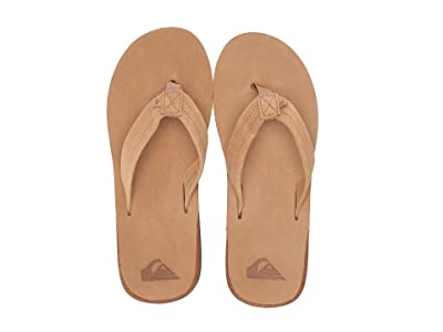 Quiksilver Erreka (Tan Solid) Men