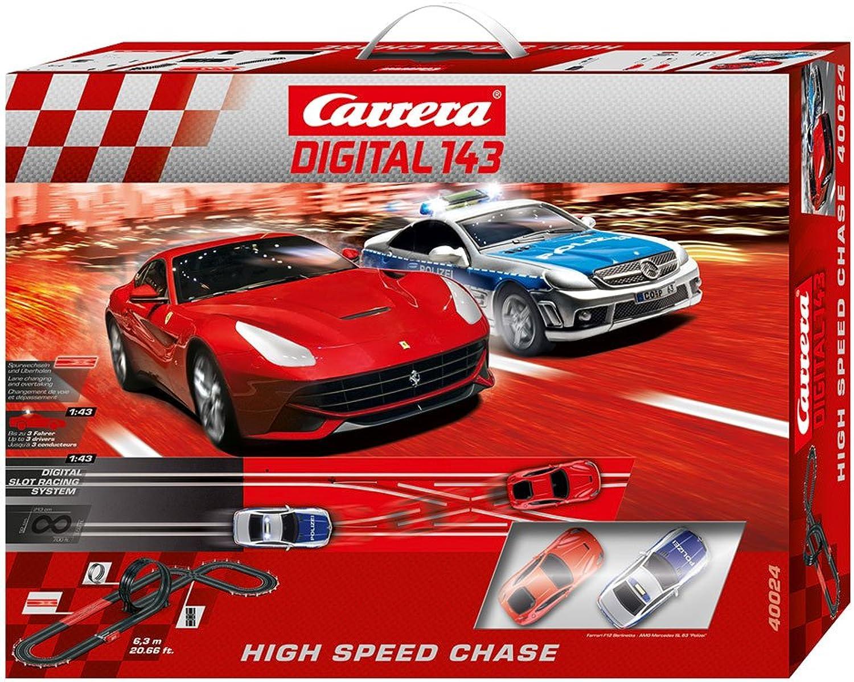 Carrera 20040024 - Digital 143 High Speed Chase