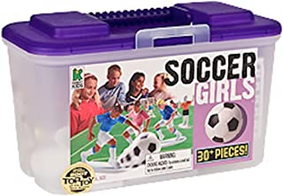 Kaskey Kids Soccer Girls - Inspires Imagination with...