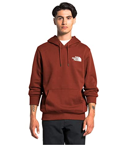 The North Face Box Nse Pullover Hoodie (Brandy Brown) Men