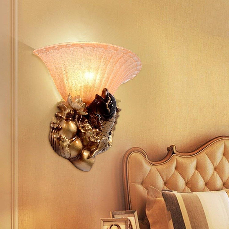LQB LQB LQB Wandleuchte Wohnzimmer Wandleuchte Schlafzimmer Nachttisch Wandleuchte Kreative Moderne Einfache Gang Korridor Wandleuchte B07G7TWJFS | Creative  254a53