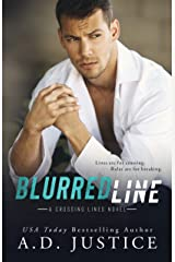 Blurred Line (Steele Security Crossing Lines Book 2) Kindle Edition