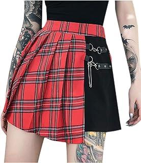 255e9b4ee Amazon.es: ropa punk - Faldas / Mujer: Ropa