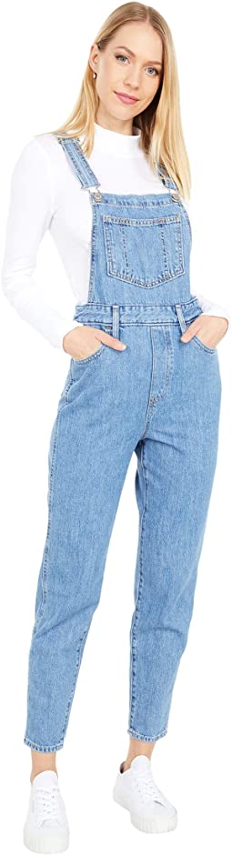Tapered Overalls