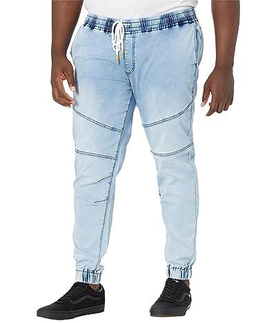 Johnny Bigg Big Tall Colt Knitted Panel Cuff Jeans