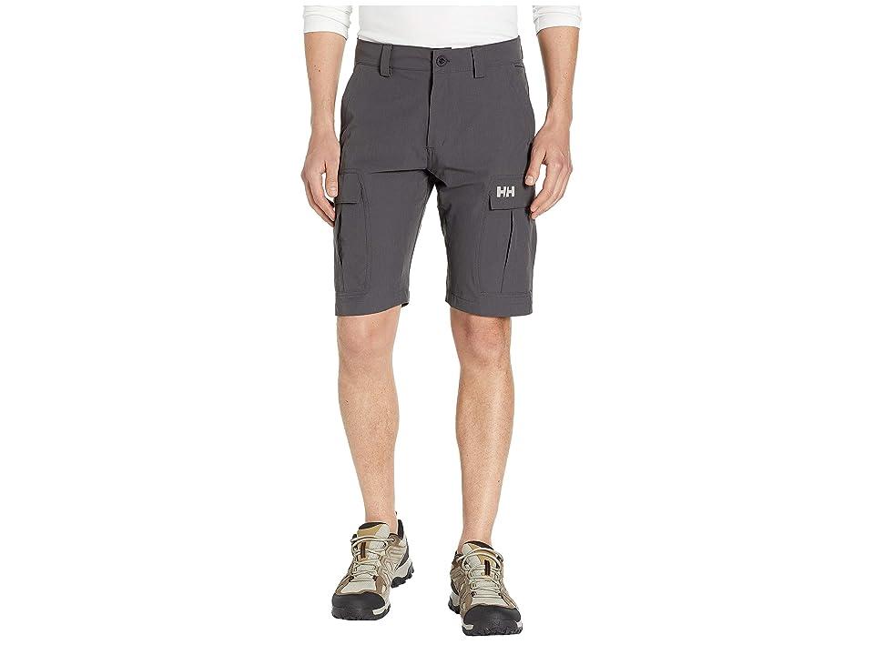 Helly Hansen Jotun QD Cargo Shorts 11 (Ebony) Men