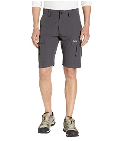 Helly Hansen Jotun QD Cargo Shorts 11 (Ebony) Men