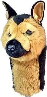 Daphne's German Shepherd Headcovers