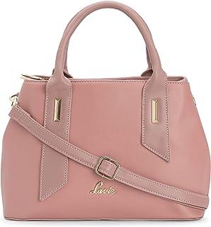 Lavie Kurumba Sm Satchel2C Women's Handbag (D Pink)