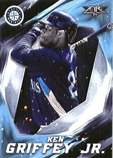 2017 Topps Fire #83 Ken Griffey Jr. Seattle Mariners Baseball Card