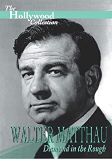 Hollywood Collection: Walter Matthau Diamond in the Rough