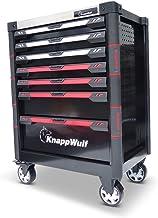 KnappWulf Carro de herramientas KW534 para taller, sin herramientas