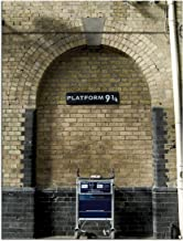 "JP London Solvent Free Art Print PAP0058 Ready to Frame Poster Harry Platform 9 3/4 Potter at 24"" h by 18"" w"