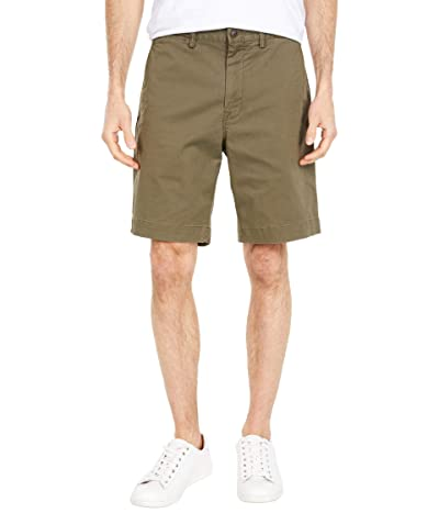 Polo Ralph Lauren Classic Fit Stretch Chino Short (Expedition Olive) Men
