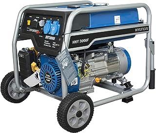 comprar comparacion Hyundai HY-HHY3000FK Generador Gasolina Monofásico